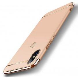 Funda Xiaomi Redmi Note 6 Cromadas Dorada