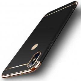 Funda Xiaomi Redmi Note 6 Cromadas Negra