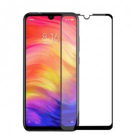 Protector Pantalla Cristal Templado Xiaomi Redmi Note 7 Negro