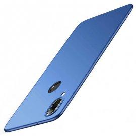 Funda Gel Xiaomi Note 7 Flexible y lavable Mate Azul