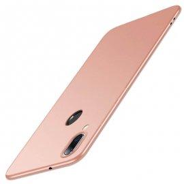 Funda Gel Xiaomi Note 7 Flexible y lavable Mate Rosa