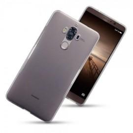 Funda Gel Huawei Mate 9 Flexible y lavable Transparente