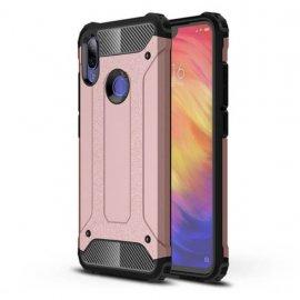 Funda Xiaomi Redmi Note 7 Shock Resistante Rosa