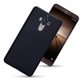 Funda Gel Huawei Mate 9 Flexible y lavable Negra