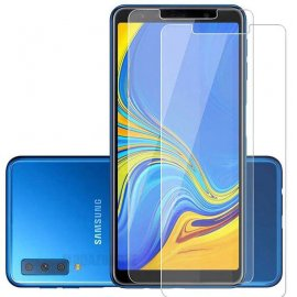 Protector Pantalla Cristal Templado Samsung Galaxy A7 2018