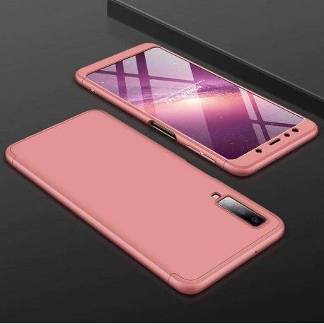 Funda 360 Samsung Galaxy A7 2018 Rosa