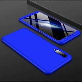 Funda 360 Samsung Galaxy A7 2018 Azul