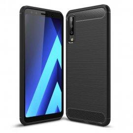 Funda Samsung Galaxy A7 2018 Tpu 3D Negra