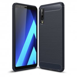 Funda Samsung Galaxy A7 2018 Tpu 3D Azul