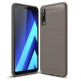 Funda Samsung Galaxy A7 2018 Tpu 3D Gris