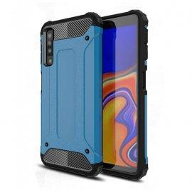 Funda Samsung Galaxy A7 2018 Shock Resistante Azul