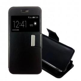 Funda Libro Sony Xperia Z5 Premium con Tapa Negra
