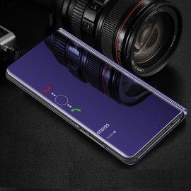 Funda Libro Smart Translucida Samsung Galaxy A7 2018 Violeta