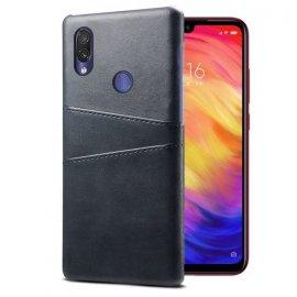 Carcasa Xiaomi Redmi Note 7 Cuero Negra