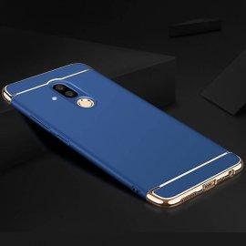 Carcasa Huawei Mate 20 Lite Azul Cromada
