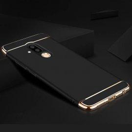 Carcasa Huawei Mate 20 Lite Negra Cromada