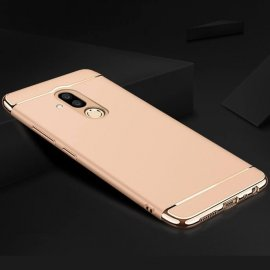 Carcasa Huawei Mate 20 Lite Dorada Cromada