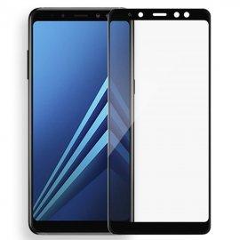Protector Pantalla Cristal Templado Samsung Galaxy J6 Plus Negro