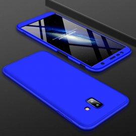 Funda 360 Samsung Galaxy J6 Plus Azul