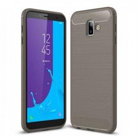 Funda Samsung Galaxy J6 Plus Tpu 3D Gris