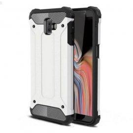 Funda Samsung Galaxy J6 Plus Shock Resistante Blanca