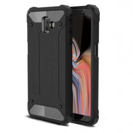 Funda Samsung Galaxy J6 Plus Shock Resistante Negra
