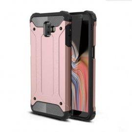 Funda Samsung Galaxy J6 Plus Shock Resistante Rosa