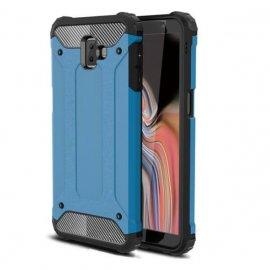 Funda Samsung Galaxy J6 Plus Shock Resistante Azul