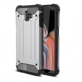 Funda Samsung Galaxy J6 Plus Shock Resistante Gris