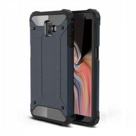 Funda Samsung Galaxy J6 Plus Shock Resistante Navy