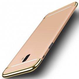 Funda Samsung Galaxy J6 Plus Cromadas Dorada