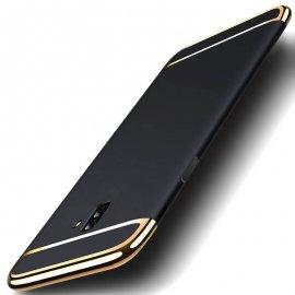 Funda Samsung Galaxy J6 Plus Cromadas Negra