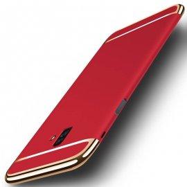 Funda Samsung Galaxy J6 Plus Cromadas Roja