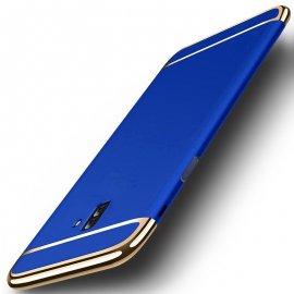 Funda Samsung Galaxy J6 Plus Cromadas Azul