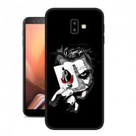 Funda Samsung Galaxy J6 Plus Gel Dibujo Joker