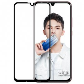 Protector Pantalla Cristal Templado Premium Huawei P Smart 2019 Negro