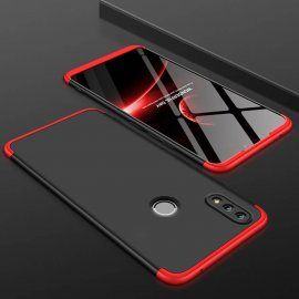 Funda 360 Huawei P Smart 2019 Negra y Roja