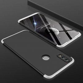 Funda 360 Huawei P Smart 2019 Negra y Gris
