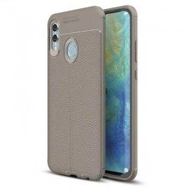 Funda Huawei P Smart 2019 Tpu Cuero 3D Gris