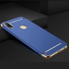 Carcasa Honor 10 Lite Cromada Azul