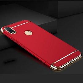 Carcasa Honor 10 Lite Cromada Roja