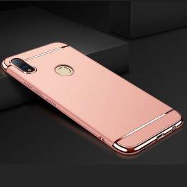 Carcasa Huawei P Smart 2019 Cromada Oro Rosa