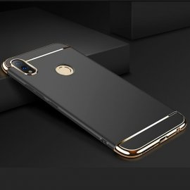 Carcasa Huawei P Smart 2019 Cromada Negra