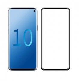 Protector Pantalla Cristal Templado Premium Samsung Galaxy Galaxy S10 Negro