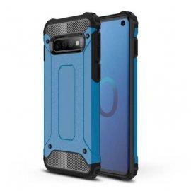 Funda Samsung Galaxy S10 Shock Resistante Azul