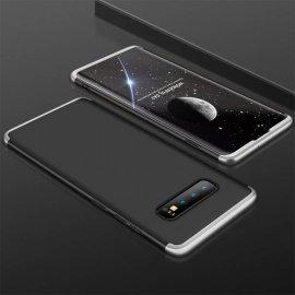 Funda 360 Samsung Galaxy S10 Gris y Negra