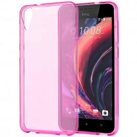 Funda HTC Desire 825 Gel Rosa