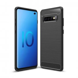 Funda Samsung Galaxy S10 Tpu 3D Negra