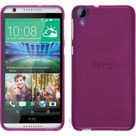 Funda HTC Desire 820 Gel Rosa