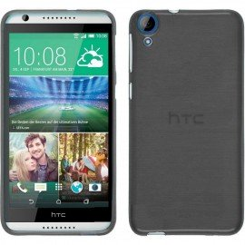 Funda HTC Desire 820 Gel Negra